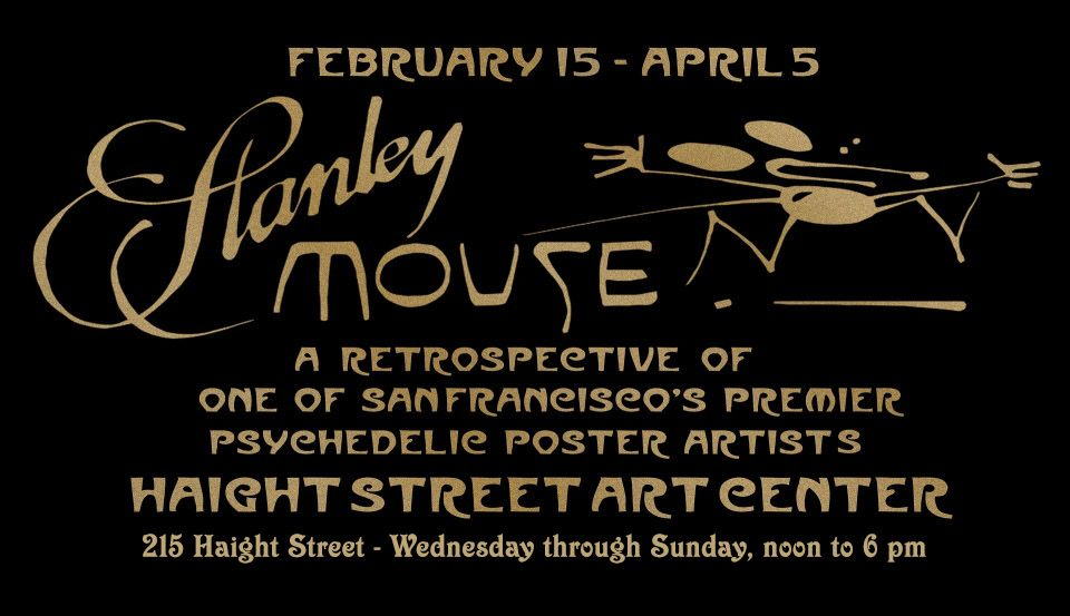 Haight Street Art Center Stanley Mouse