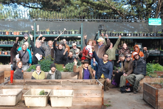 kezar gardens lottery group picture